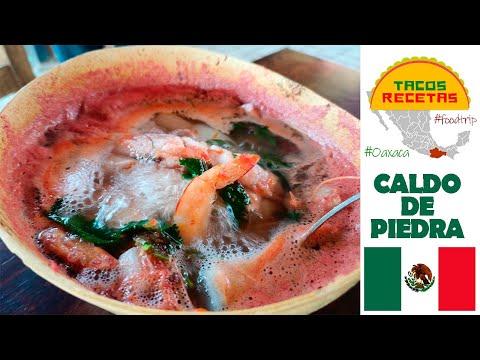 CALDO DE PIEDRA: ¿el platillo más misterioso de Oaxaca? | Tacos Recetas #foodtrip