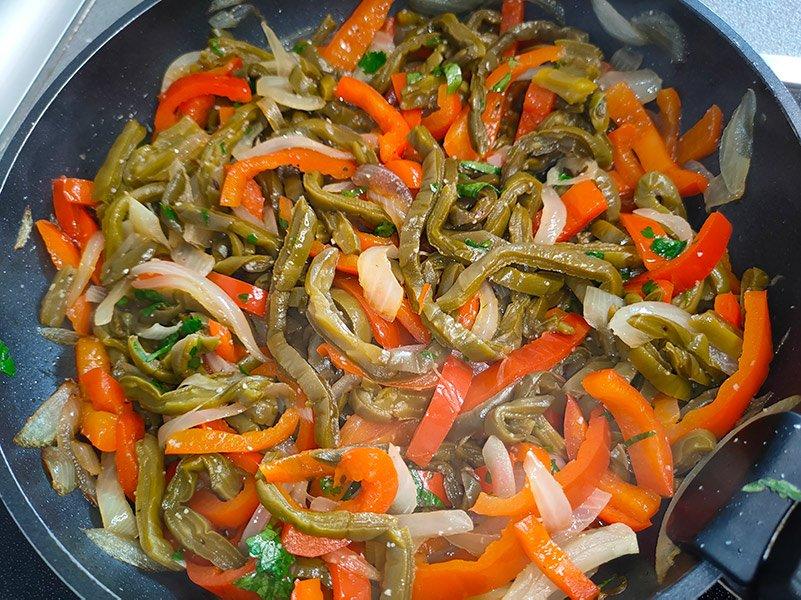 Receta quesadillas vegetarianas con nopales