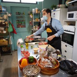 Taller de cocina mexicana en Madrid